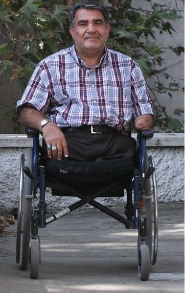 سردار علی عباسپور
